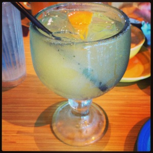 I am passionate about margaritas the size of my face.